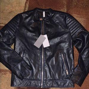 New Zara Man Bike Jacket